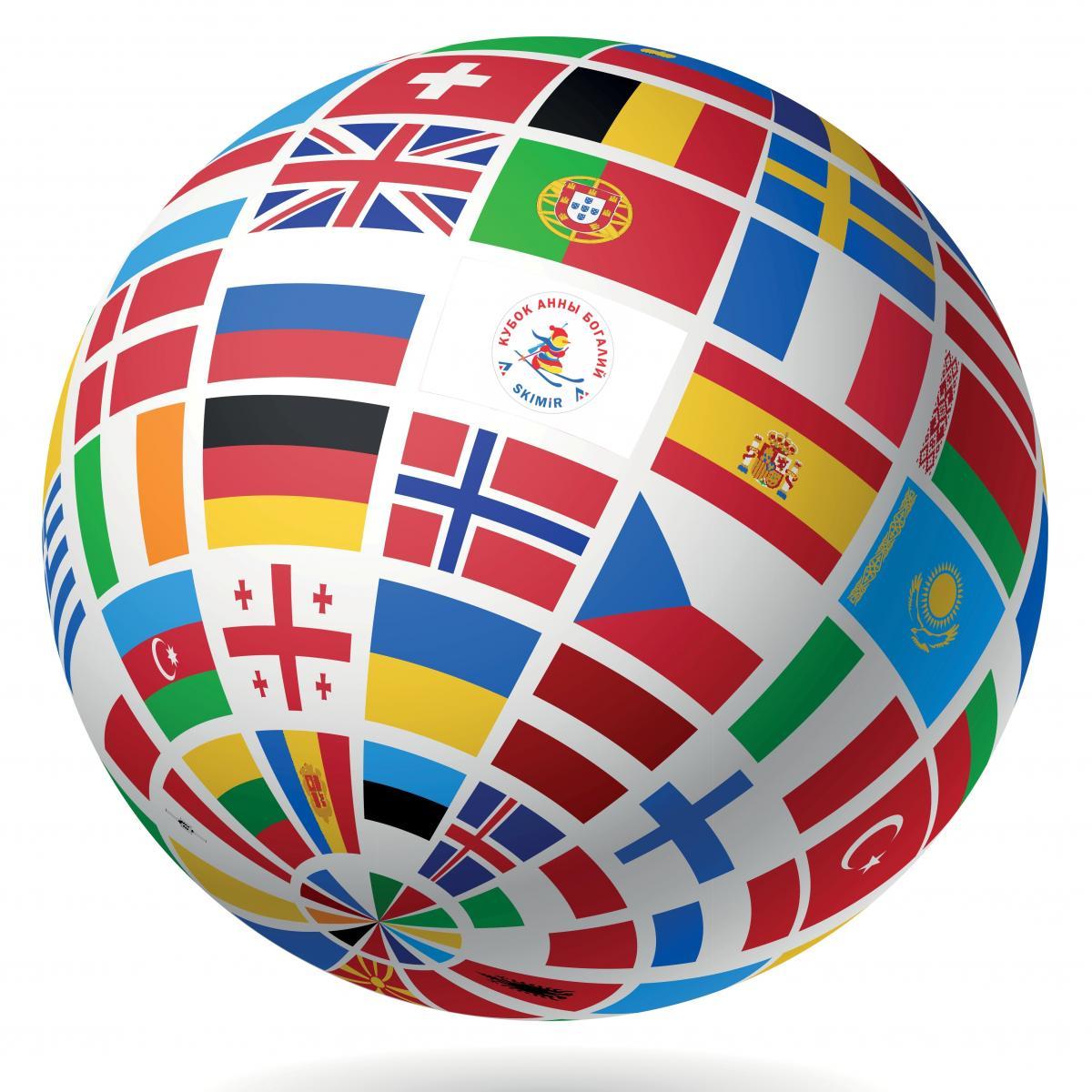 Шрифт картинку, открытки с флагами стран мира